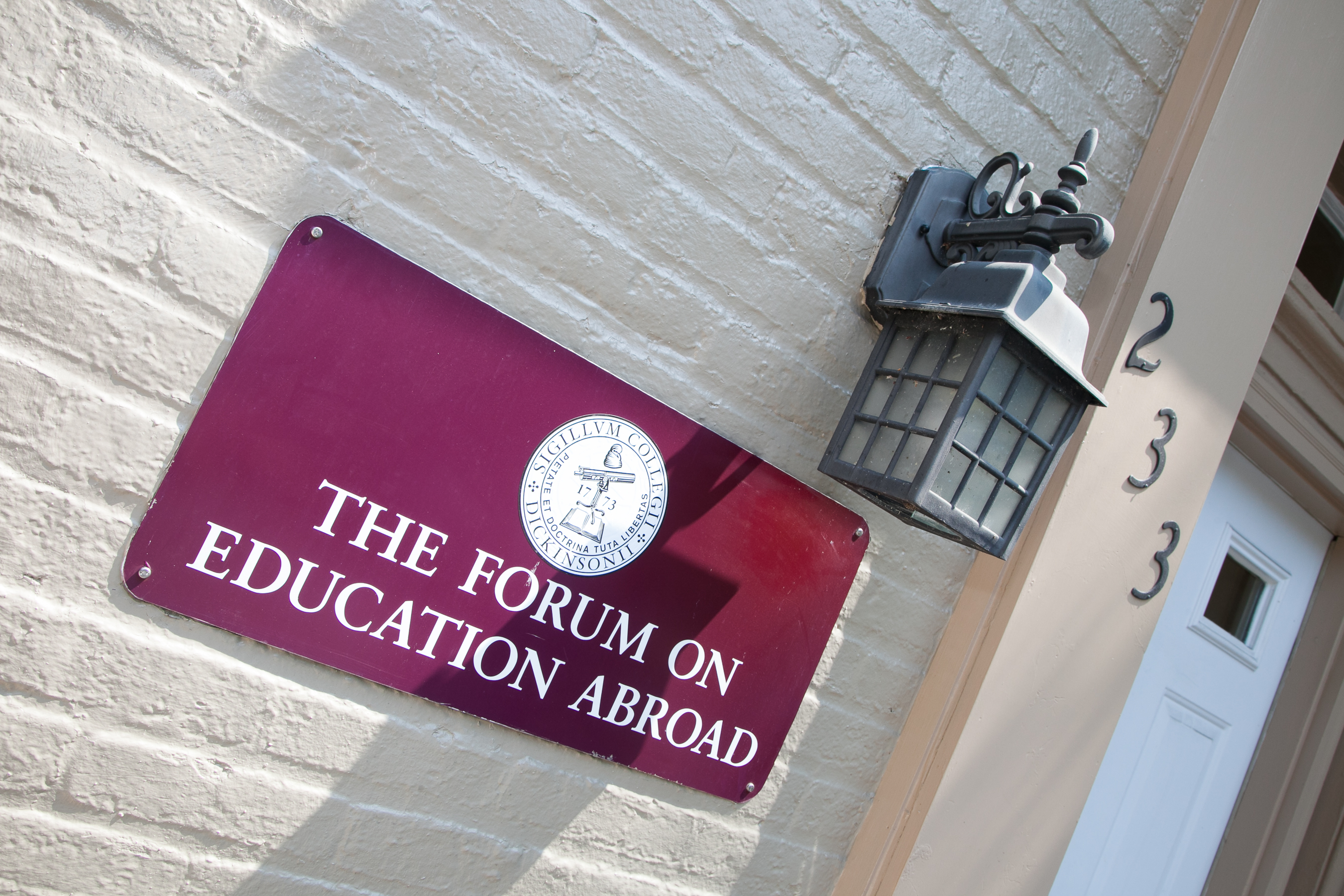 Contact   The Forum on Education Abroad