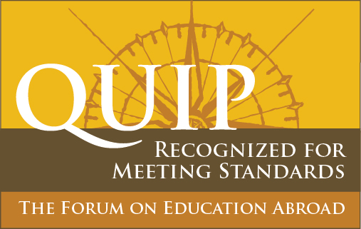 QUIP Recognized for Meeting Standards logo