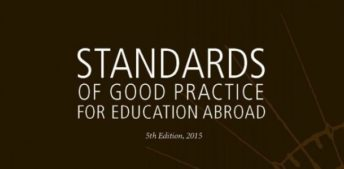 Update: 6th Edition of the Standards of Good Practice