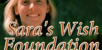 Donation Received from Sara's Wish Foundation