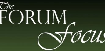 October Issue of The Forum Focus Now Available