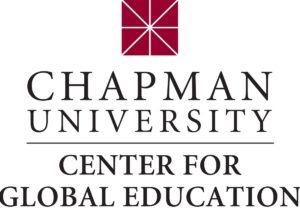 Chapman U Center for Global Education Logo