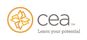 CEA Learn Your Potential Logo
