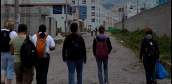Occupational Science: Community and Justice in Ecuador