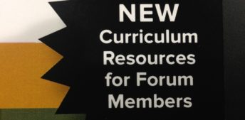 New Curriculum Resources Launched