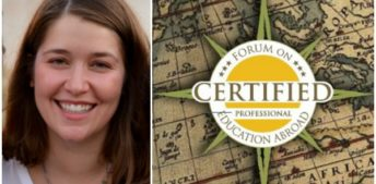 New Certified Professional: Amelia Dietrich