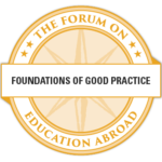 Foundations of Good Practice Competency