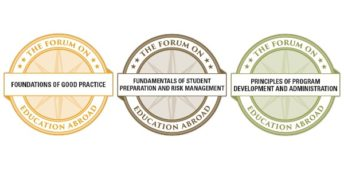 Forum Announces New Competency Credentials