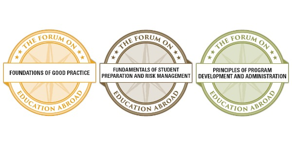 Digitial badges for Competency Credentials: Foundations of Good Practice, Fundamentals of Student Preparation and Risk Management, and Principles of Program Development and Administration