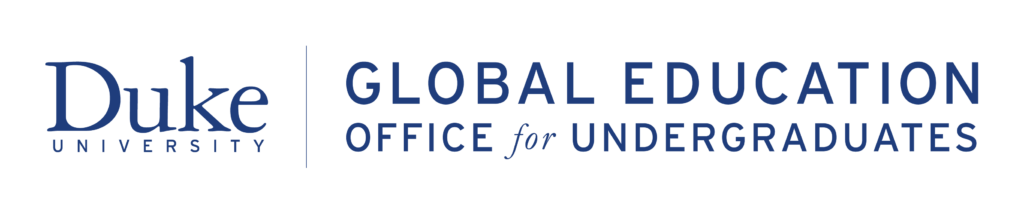 Duke Global Education Office Logo