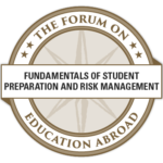 Digital Badge for Competency: Fundamentals of Student Preparation and Risk Management