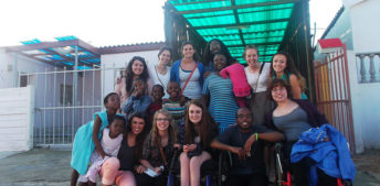 Service Learning, Child, Family, Health and Agriculture in South Africa