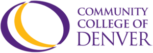 Community College of Denver logo
