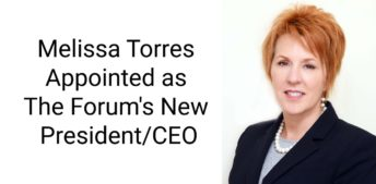 The Forum Announces Melissa Torres as New President/CEO