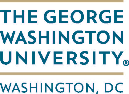 George Washington University wordmark