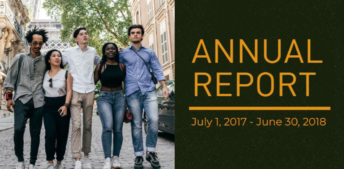 2017-2018 Annual Report Now Available