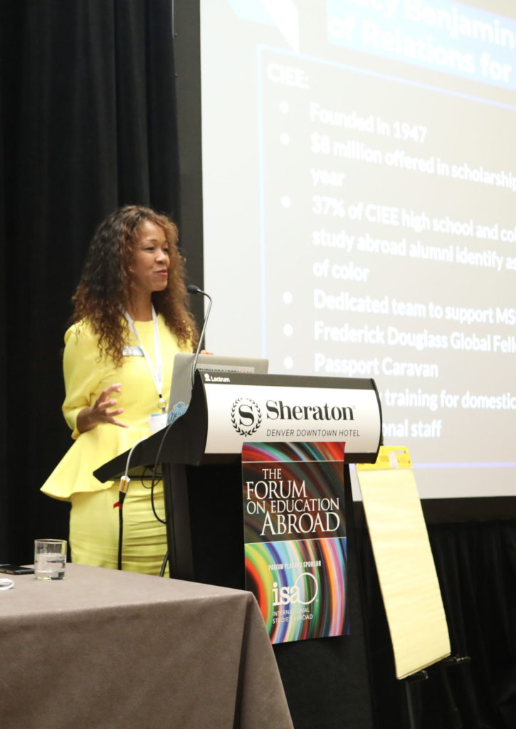 Session presenter at The Forum's 15th Annual Conference