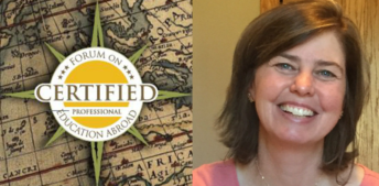 New Certified Professional: Amy Forsberg of Kishwaukee College