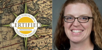 New Certified Professional: Elizabeth Coder