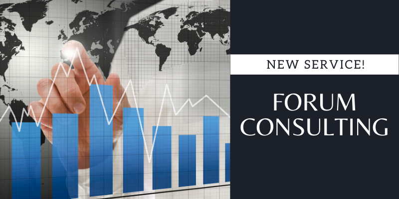 New Service: Forum Consulting