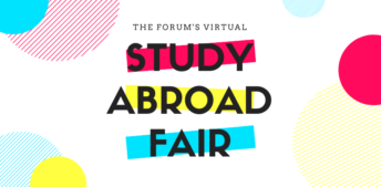 Forum Members Invited to Exhibit at Virtual Study Abroad Fair