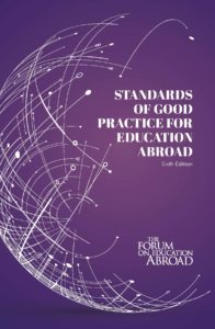Standards of Good Practice, 6th edition cover