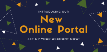Introducing our New Online Portal!