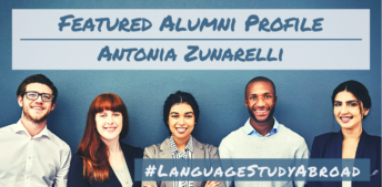 Featured alumni profile: Antonia Zunarelli