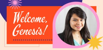 Introducing Genesis Jardinico, The Forum's New Event Manager