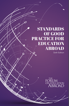 Standards of Good Practice for Education Abroad, 6th Edition